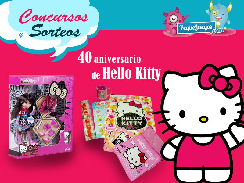 Concurso Dibujo de Hello Kitty