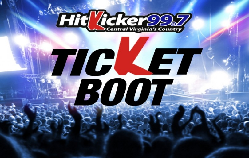 HitKicker Ticket Boot!