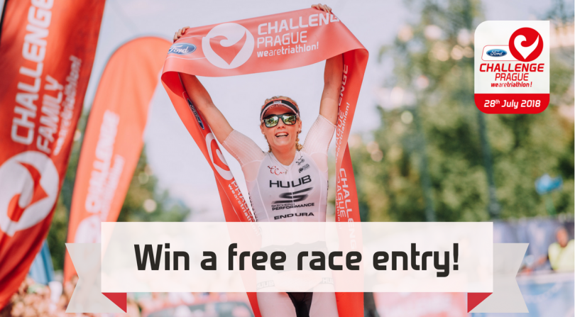 Win a free race entry!