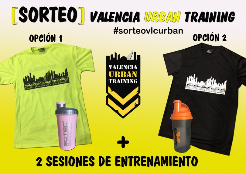 2º SORTEO VALENCIA URBAN TRAINING