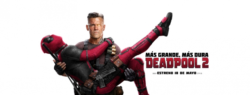 ¡Consigue regalos exclusivos de DEADPOOL 2!