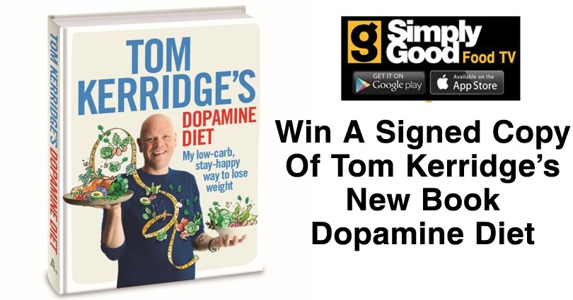 Win A Signed Copy Of Tom Kerridge's New Book