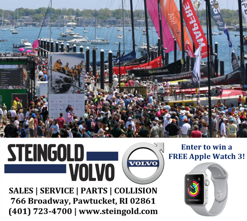 Steingold Volvo Cars Photo Contest: 2018 Volvo Ocean Race (Newport, RI)