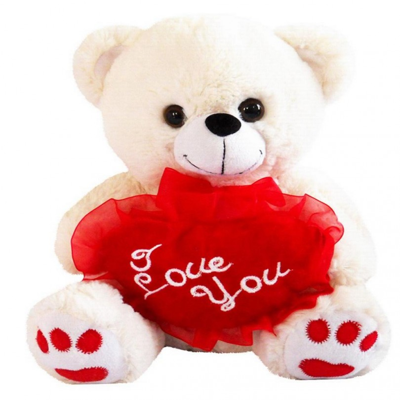 Mothers Day Free I Love You Kissing Teddy Bear - Easypromos