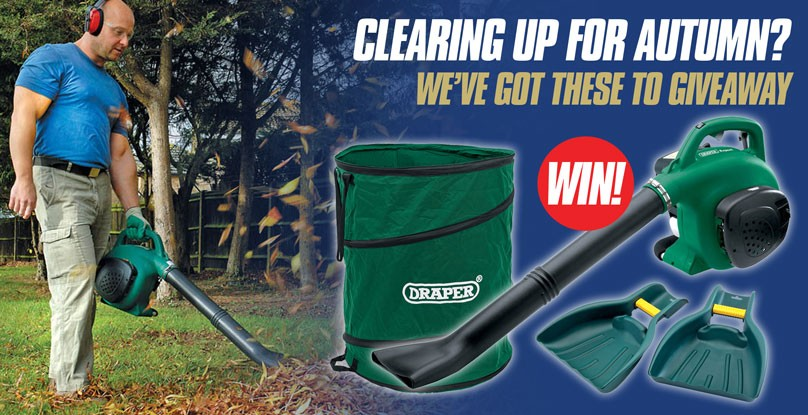 WIN! an Autumn Clear Up Kit
